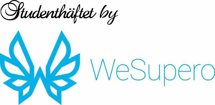 Studenthäftet by WeSupero